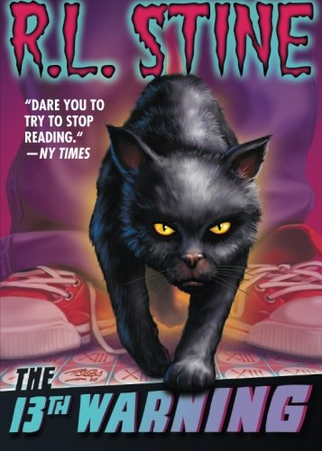 Halloween Superstitions Black Cats (The 13th Warning)