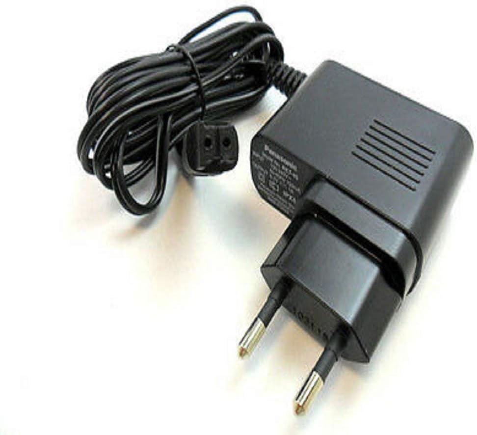 Cable para afeitadora Panasonic ES8103, ES8109, ES7101, ES7002 ...
