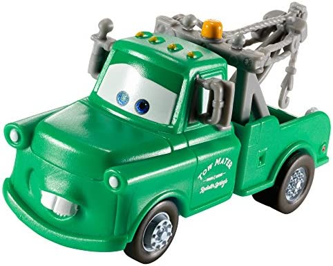 Mattel Disney Cars dhf47 – Die Cast Veicolo Cambia Colore Hook