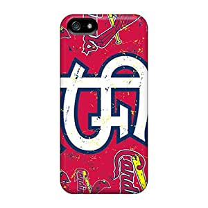 phone covers iPhone 5c BUv35c8drpK Support Personal Customs Vivid St. Louis Cardinals Image Excellent Hard Phone Covers -JamieBratt