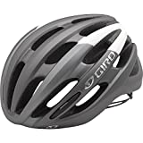 Giro Foray MIPS Road Cycling Helmet Matte Titanium/White Small (51-55 cm) For Sale
