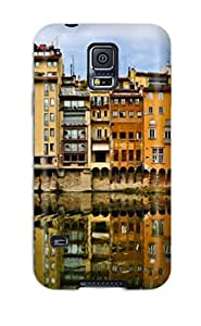 Annie T Crawford Slim Fit Tpu Protector NGLZSJj158xzMXO Shock Absorbent Bumper Case For Galaxy S5