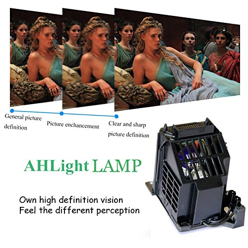 AHLIGHT 915B403001-Replacement Lamp with Housing for WD-73C9 WD-60735 WD-73835 by Ahlight (Image #3)