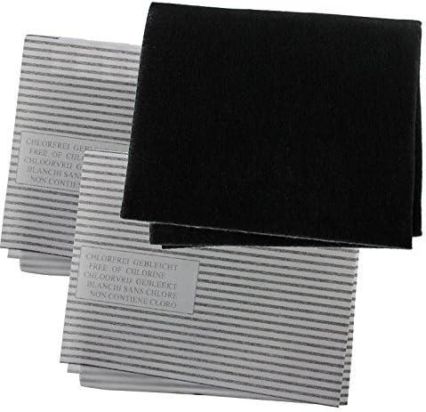 Kit de filtros de carbón y grasa de SPARES2GO para campanas extractoras o de ventilación Moffat: Amazon.es: Grandes electrodomésticos