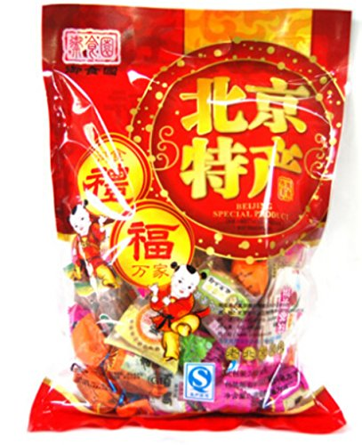 Helen Ou@ Beijing Specialty: Yushiyuan Various 20 Tastes Del
