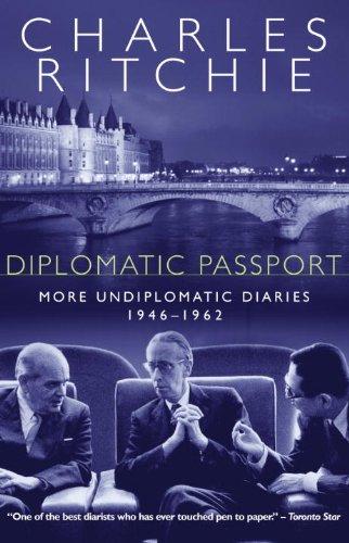 Diplomatic Passport: More Undiplomatic Diaries, ()