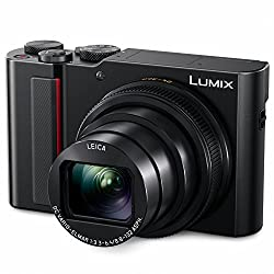 Image of the product PANASONIC LUMIX ZS200 4K that is listed on the catalogue brand of Panasonic. This item has been rated with a 5.0 scores over 5