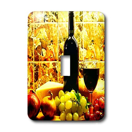 grapes light switch cover - 9