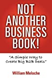 Not Another Business Book!, William Meloche and C. E. O. William Meloche, 0578032872