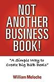 Not Another Business Book!, William Meloche and C. E. O. William Meloche, 0578007894