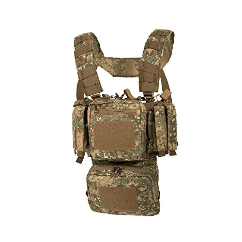 - Helikon-Tex Range Line, Training Mini Rig PenCott Badlands