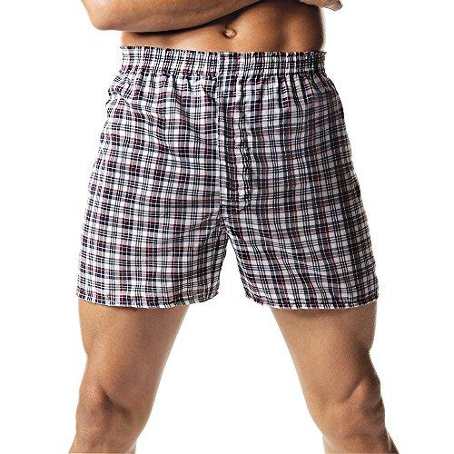Hanes Tartan Boxers Style # 833P2 833P2 XL Assorted (Boxer Tartan)