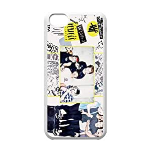 [MEIYING DIY CASE] For Iphone 5c -5 Second of Summer - 5SOS-IKAI0448134
