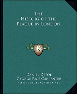 Book The History of the Plague in London