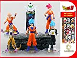 "Best freezer brand - HIMEX BRANDS 6x Dragon Ball Z 4"" Figures: Review"