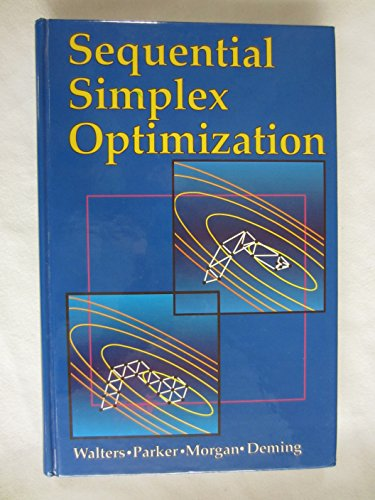 sequential-simplex-optimization-a-technique-for-improving-quality-and-productivity-in-research-devel