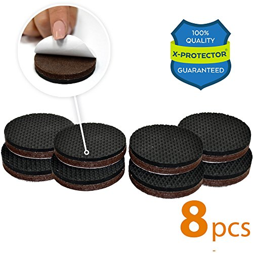 NON SLIP FURNITURE GRIPPERS X PROTECTOR