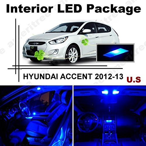 ameritree-blue-led-lights-interior-package-blue-led-license-plate-kit-for-hyundai-accent-2012-2013-6