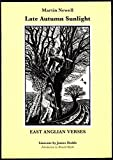 img - for Late Autumn Sunlight: East Anglian Verses book / textbook / text book