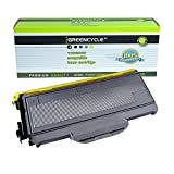 GREENCYCLE Compatible For Brother TN-360 Toner Cartridge (2600 Page Yield)