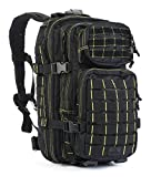 Red Rock Outdoor Gear Rebel Assault Backpack, Black/Yellow Review