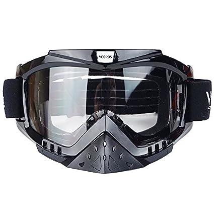 Amazon Com Drivworld Motorcycle Goggles Mask Ski Motorcycle Goggle