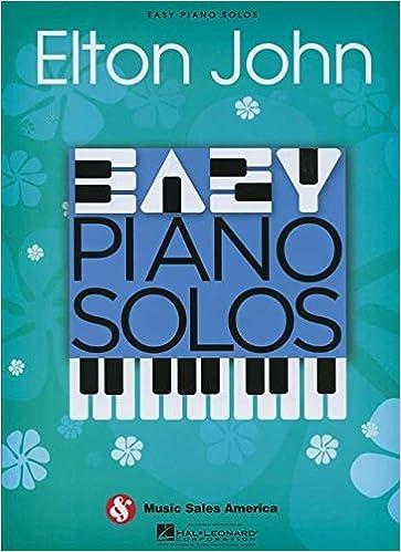 the hits of elton john easy piano vocal