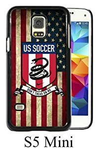 Samsung Galaxy S5 Mini Case ,Fashion And Unique Designed Samsung Galaxy S5 Mini Case With USA Soccer 25 Black Hight Quality Cover