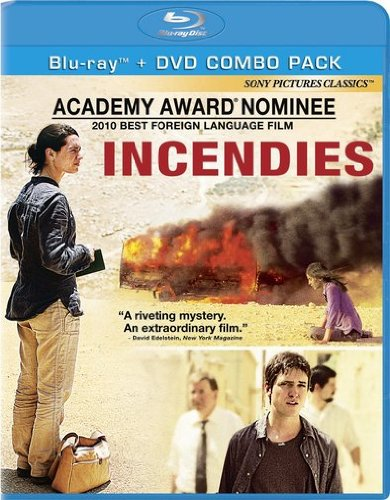Blu-ray : Incendies (With DVD, , Dolby, AC-3, Widescreen)