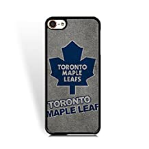 Glow Ipod Touch 6th Generation Case, Scratch Proof Ipod Touch 6th Generation Case, Trendy Luxury Toronto Maple Leafs Theme Case for Fans Fans