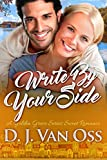 Write By Your Side: A Small Town Sweet Romance (Golden Grove Series Book 2)