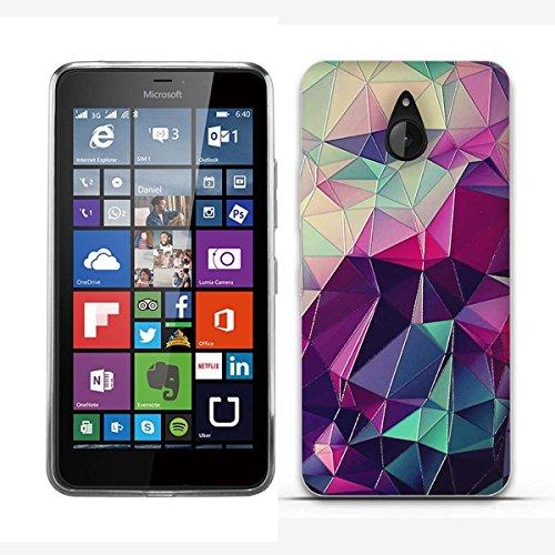 TPU Thin Clear Case for Nokia Lumia 640XL (Clear) - 8