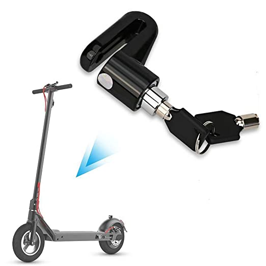 Amazon.com: Bloqueo de freno de disco para scooter eléctrico ...