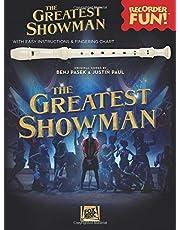 The Greatest Showman: Recorder Fun! (Book/Recorder)