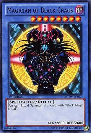 Chaos Command Magician • Rara • TP7 IT008 • Yugioh! MAGO ORDINE DEL CHAOS •