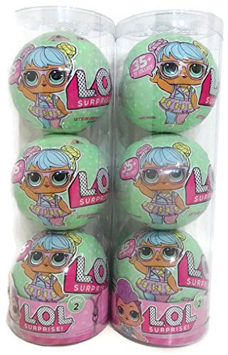 3-Pack Gift Set of LOL Surprise Lil Outrageous Littles Series 2 - Set of 2 by L.O.L. Surprise!