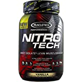 MuscleTech Nitro-Tech Performance Series, Vanilla, 2 lbs ( Multi-Pack)