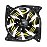 Sharkoon Shark Blades 120mm PC Fan (000SKBY)