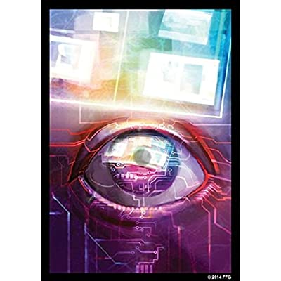 Card Sleeves: Android: Netrunner Pop-up Window: Toys & Games