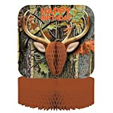 Hunting Camo Centerpiece (2-Pack)