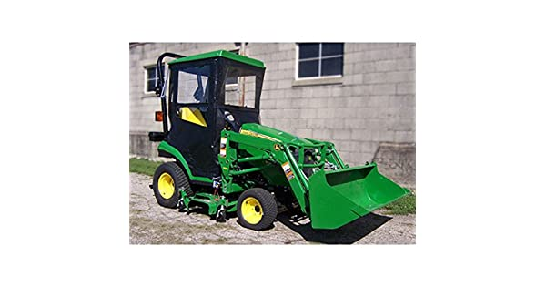 Amazon.com: Original Tractor cabina Hard parte superior Cab ...
