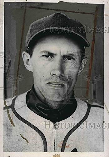 Historic Images - 1941 Vintage Press Photo Henry Gornicki Pitcher St Louis Cardinals Spring Training Camp ()