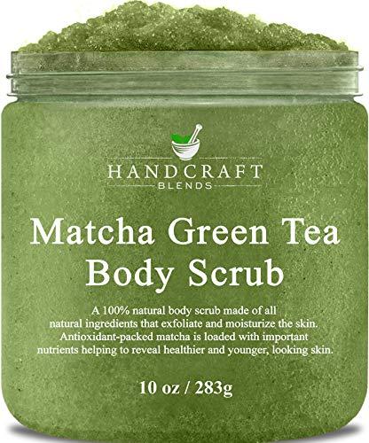 Green Tea Body Scrub Antioxidants product image