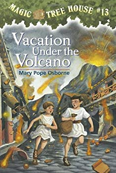 Vacation Under the Volcano 0679890505 Book Cover