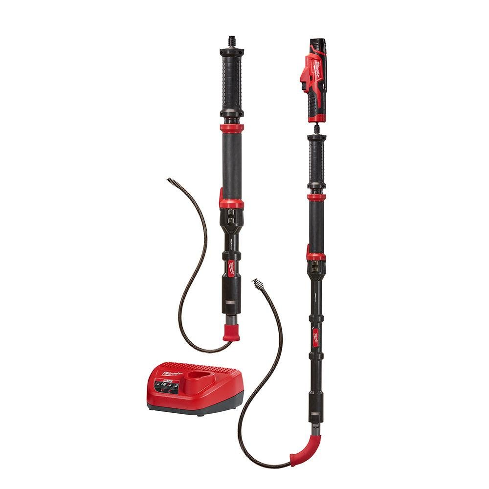 MILWAUKEE M12 TRAPSNAKE 2-TOOL Com by Milwaukee