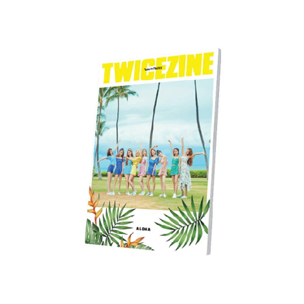 Twice Twaii's Shop Official Twaii's Twicezine by Twice