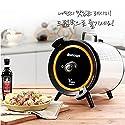 ドラム・クック バーベキューグリルシステムオーブン&エアフライアIDD-6900WS 220V / DrumCook Barbecue Grill Steam Oven and Air Fryer Healthy Cooker IDD-6900WS 220V