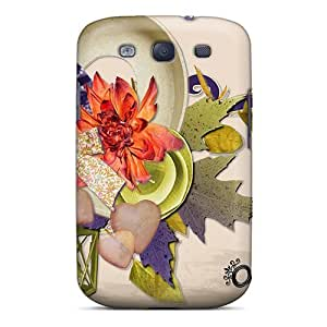 Awesome XHiNm496CAVkw Shopfavor Defender Tpu Hard Case Cover For Galaxy S3- Early Fall Signs