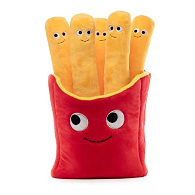 Kidrobot Yummy World Large French Fries Plush: Toys & Games