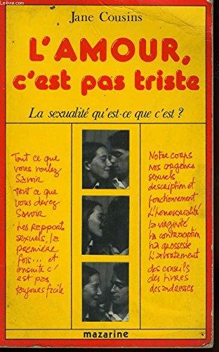 L'amour c'est pas triste (French Edition)
